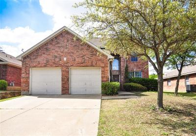 Mesquite Single Family Home For Sale: 4829 Kingfisher Lane