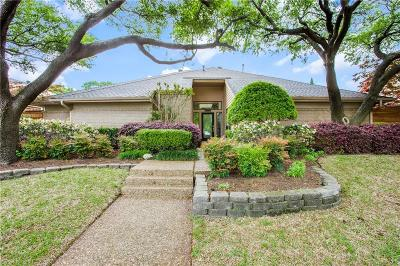 Single Family Home For Sale: 6410 Brentfield Drive
