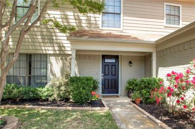 Flower Mound Single Family Home For Sale: 4015 Willow Run