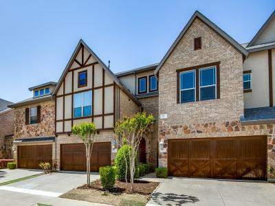 Euless Townhouse For Sale: 932 Brook Forest Lane