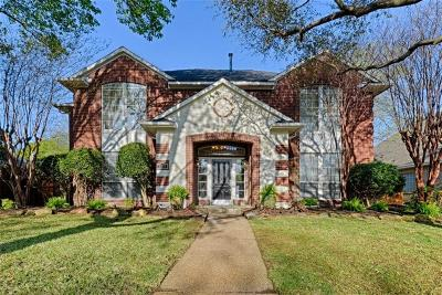 Plano Single Family Home For Sale: 2633 Courtside Lane