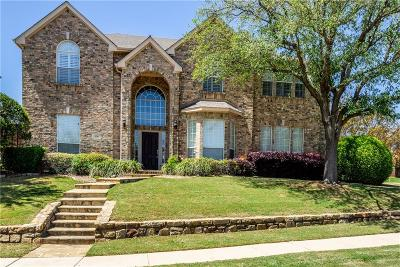 Coppell Single Family Home For Sale: 978 Mallard Drive