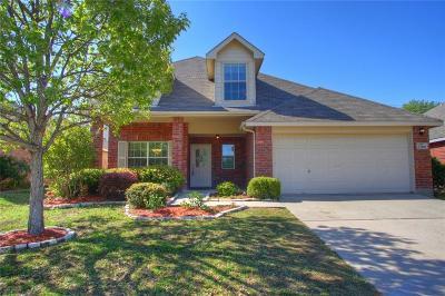 Aubrey Single Family Home For Sale: 1100 Goldeneye