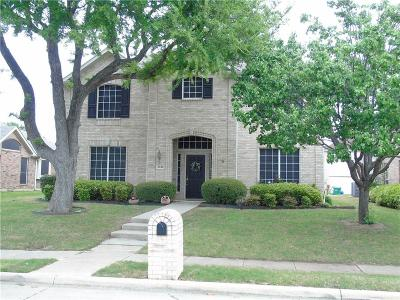 Carrollton Single Family Home For Sale: 3848 Johnson Drive