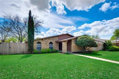 Plano Single Family Home For Sale: 1600 Cherokee Trail