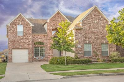 Frisco Single Family Home For Sale: 3652 Chesapeake Drive
