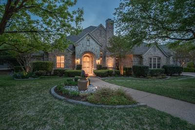 McKinney Single Family Home For Sale: 2512 Provine Road