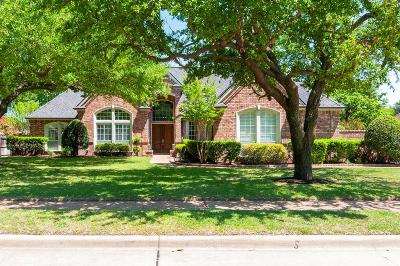 Colleyville Single Family Home For Sale: 7207 Pebble Hill Drive