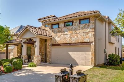 Mckinney Single Family Home For Sale: 7912 Texian Trail