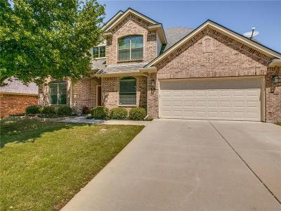 Justin Single Family Home For Sale: 418 Silver Mine Drive