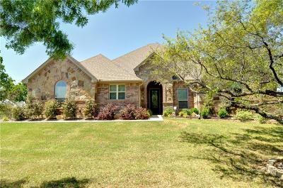 Weatherford Single Family Home For Sale: 456 Ellis Creek Lane