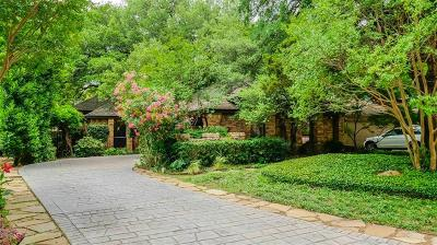 Single Family Home For Sale: 16028 Chalfont Circle