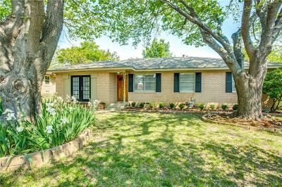 Allen Single Family Home For Sale: 317 Ellis Street