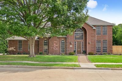 Plano Single Family Home Active Option Contract: 2100 London Drive