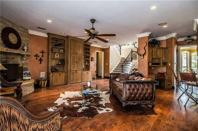 Fort Worth Single Family Home For Sale: 713 Meadow Hill Road