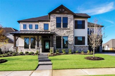 Prosper Single Family Home For Sale: 731 Star Meadow Drive