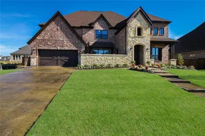 Prosper Single Family Home For Sale: 730 Star Meadow Drive