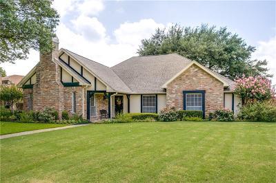 Dallas Single Family Home For Sale: 6902 Vista Willow Drive