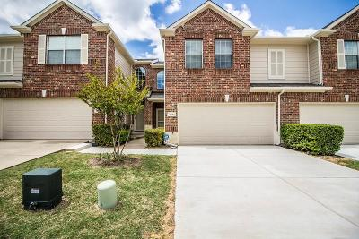 Plano Townhouse For Sale: 3341 Paisano Trail