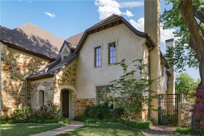 Dallas Single Family Home For Sale: 5541 Matalee Avenue