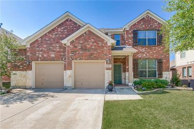 McKinney Single Family Home For Sale: 5101 White Spruce Drive