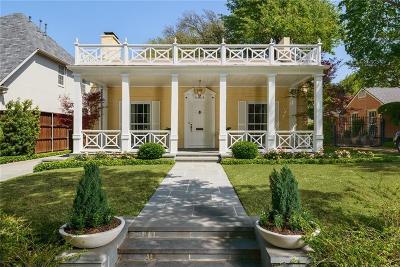 Highland Park Single Family Home For Sale: 4664 Livingston Avenue