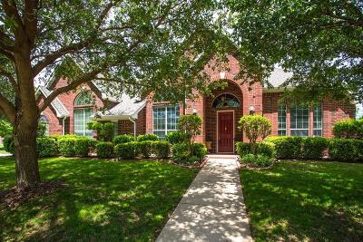 Flower Mound Single Family Home For Sale: 2416 Bachman Drive