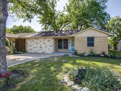 Mesquite Single Family Home For Sale: 3544 Antilles Drive