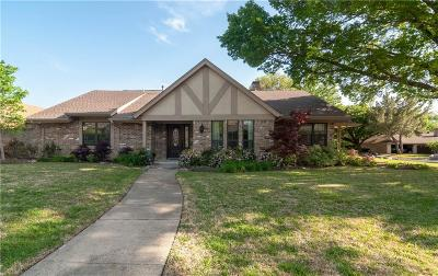 Carrollton Single Family Home For Sale: 2800 Quail Ridge Drive