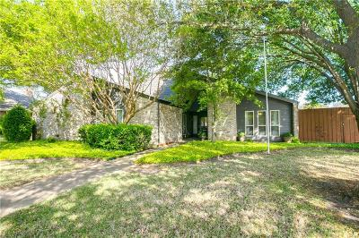 Plano Single Family Home For Sale: 1724 Allende Court