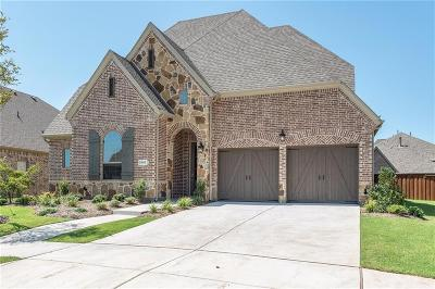 Prosper Single Family Home For Sale: 3940 White Clover