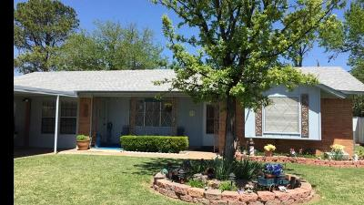 Mineral Wells TX Single Family Home Active Option Contract: $144,900