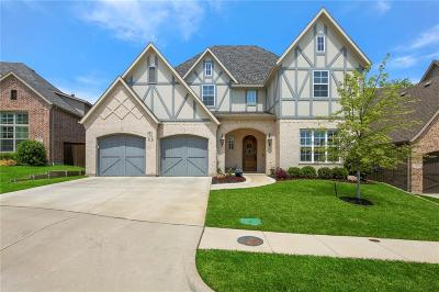 Single Family Home Active Option Contract: 9123 Vintage Oaks Court