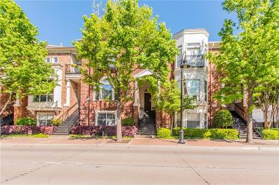 Dallas Townhouse For Sale: 2225 Canton Street #131