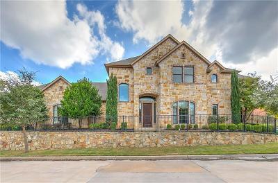 Bedford Single Family Home For Sale: 2512 Creek Villas Drive