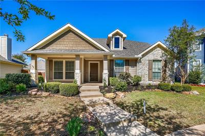 Melissa Single Family Home Active Option Contract: 3407 Heritage Drive