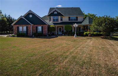 Caddo Mills Single Family Home For Sale: 2209 Meadowview Drive