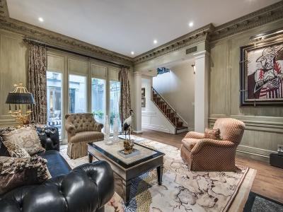 Highland Park Townhouse For Sale: 4350 Westside Drive