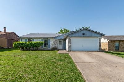 Mesquite Single Family Home For Sale: 332 Rockcrest Drive