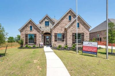 Keller Single Family Home For Sale: 521 Llano Court