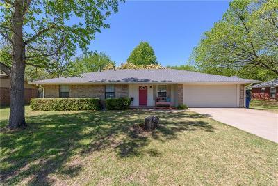 Aubrey Single Family Home For Sale: 607 N Cherry Street