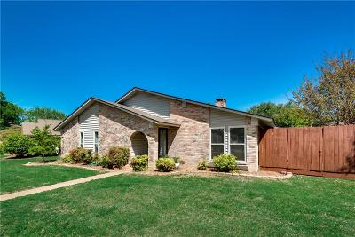 Richardson Single Family Home For Sale: 2124 Wheaton Drive