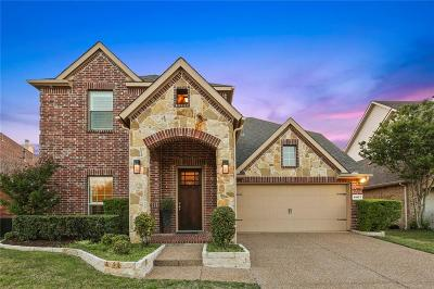 Frisco Single Family Home Active Option Contract: 11877 Eden Lane