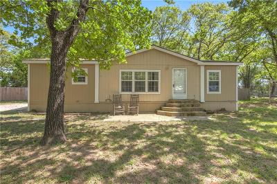 Granbury Single Family Home For Sale: 4939 Blue Water Circle