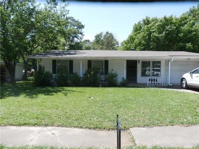 Navarro County Single Family Home Active Option Contract: 3002 Winfield Drive
