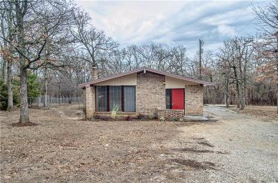 Flower Mound Single Family Home Active Option Contract: 4208 Pocahontas