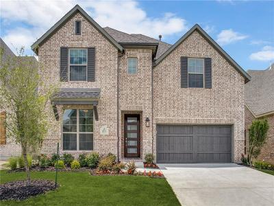 Mckinney Single Family Home For Sale: 8713 Abbington Place