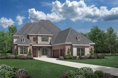 Colleyville Single Family Home For Sale: 1041 Bach
