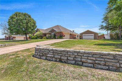 Granbury Single Family Home Active Kick Out: 619 Carruth Road