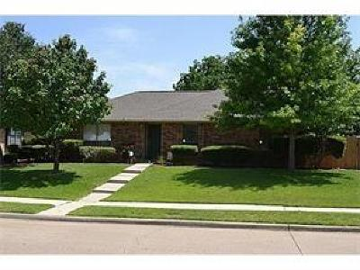 Coppell Residential Lease For Lease: 1005 Mapleleaf Lane